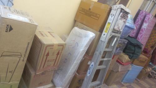 Goods and packing service in kothapet